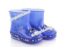 """Сапоги детские 689 blue б.ут (5 пар р.28-32) """"Class Shoes"""" 2P/SL-3421"""