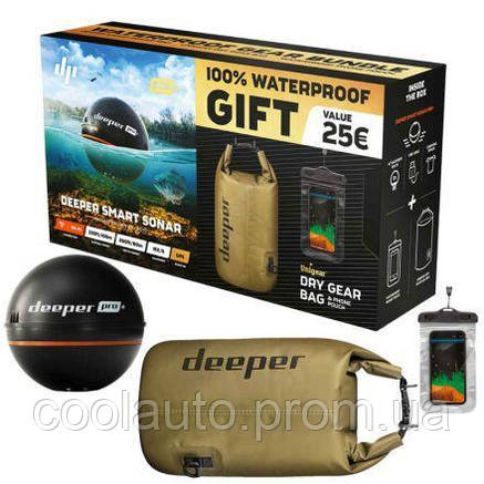 Эхолот Deeper PRO+WiFi+GPS Summer Bundle, фото 2