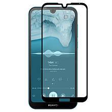 Защитное стекло OP 3D Full Glue для Huawei Honor 8a черный