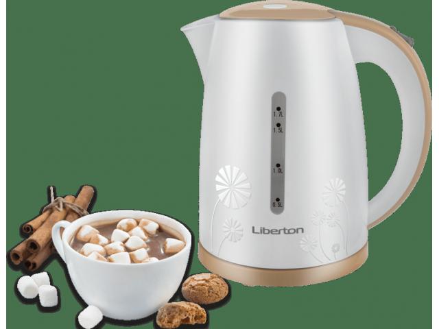 Чайник электрический Liberton LEK 1759