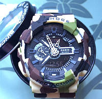 Часы Casio G-Shock GA-110 military