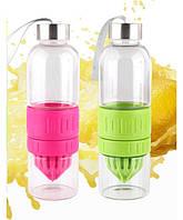 Стеклянная бутылка для лимонадов Фреш