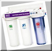 Выбор проточного фильтра для воды