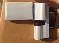 Дверная петля Dr. Hahn KTV 6R серебристый (наплав 15-20 мм)