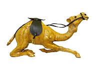 Статуэтка Labyritn Кожаный животные средние: верблюд лежащий (кж-64)
