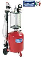 Установка для вакуумного сбора отработанного масла 24 л. Flexbimec 3027 с предкамерой