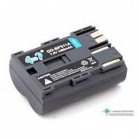 Аккумулятор CANON BP-511 Rechargeable 7.4V 1400mAh Li-ion