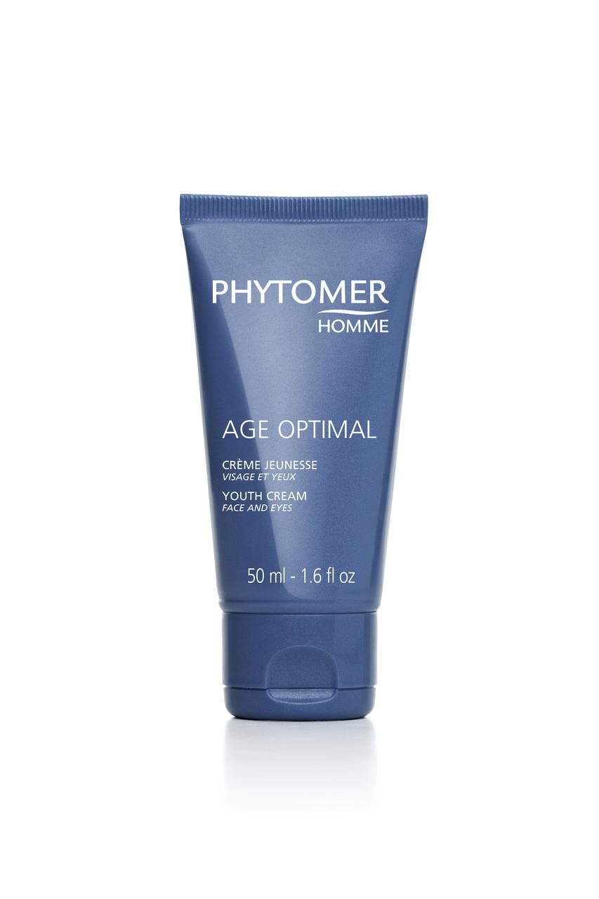 Омолаживающий крем для лица и контура глаз Phytomer Age Optimal Youth Cream Face and Eyes