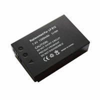 Аккумулятор CANON LP-E12 Rechargeable 7.4V 1200mAh Li-ion