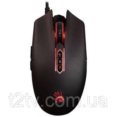 Мышка A4Tech P80 Pro black