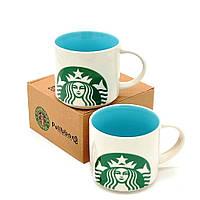 Набор чашек BoxShop Starbuсks 400 мл (C-5080)