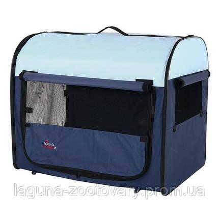 Палатка-переноска 55х40х40см для собак, кошек и др.мелких животных, фото 2