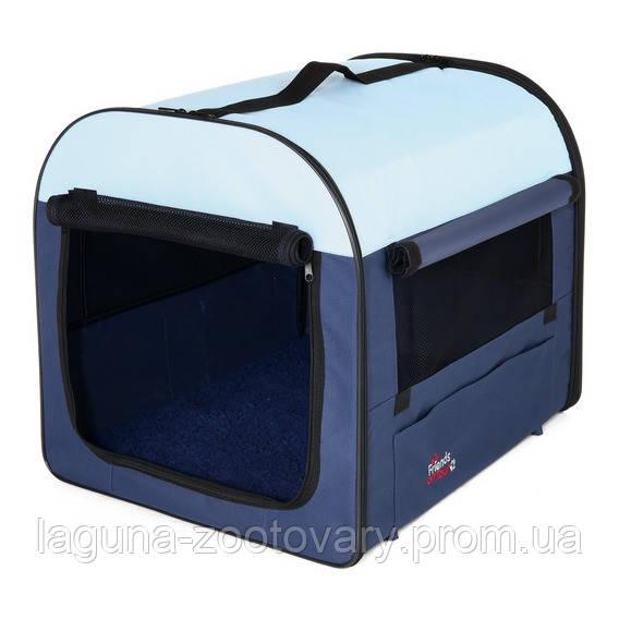 Палатка-переноска 80х55х65см для собак, кошек и др.мелких животных