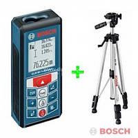 Лазерный дальномер Bosch GLM 80 + BS150