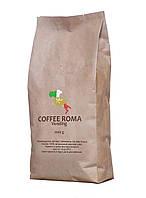 Дешевый зерновой кофе Coffee Roma