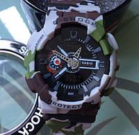 Casio G-Shock GA 110 military