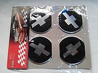 Наклейки на заглушки литых дисков (колпачки) с логотипом chevrolet (шевроле)