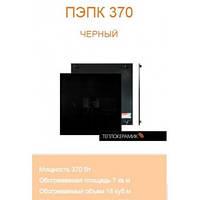 Керамический обогреватель Теплокерамик ПЭПК 370 Ватт Черный