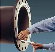 Универсальная PTFE прокладка для фланцев, фото 2