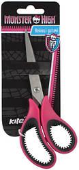 """Ножницы """"Monster High"""", прорезиненная эргономичная ручка, 16 см"""