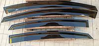 Дефлекторы окон для Skoda Rapid с 2013 г. (Hic)