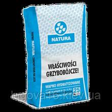 Вапно пушонка гашене «Супер біла» (Польща) 25кг