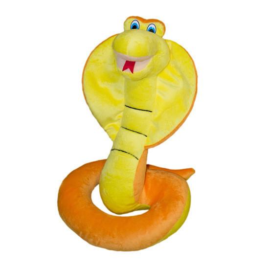 Мягкая игрушка Kronos Toys Кобра (zol_519)
