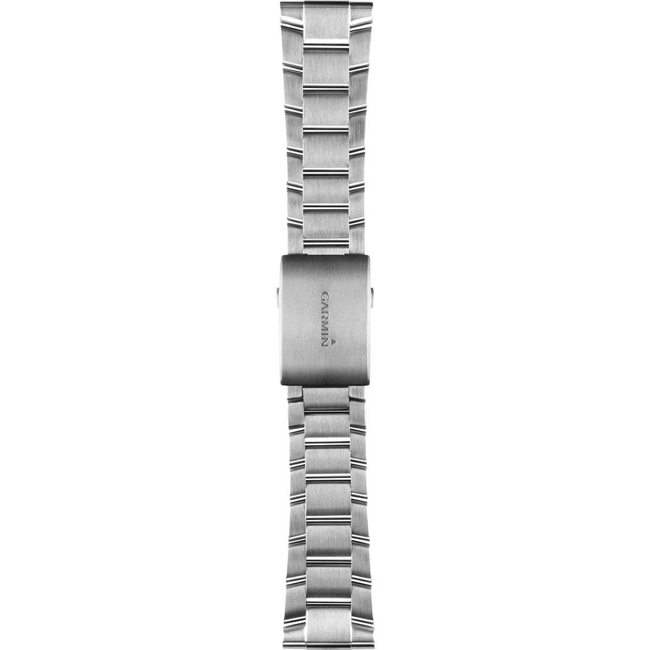 Ремешок на запястье для Garmin fenix 3 Titanium Watch Band Silver (010-12168-20)