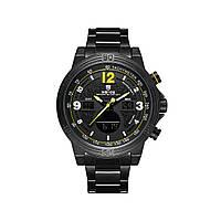 Часы Weide Yellow WH6908B-3C SS (WH6908B-3C), фото 1