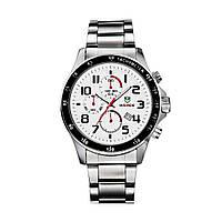 Часы Weide White WH3308-2C SS (WH3308-2C), фото 1