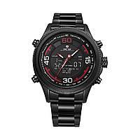 Часы Weide Red WH6306B-2C SS (WH6306B-2C), фото 1