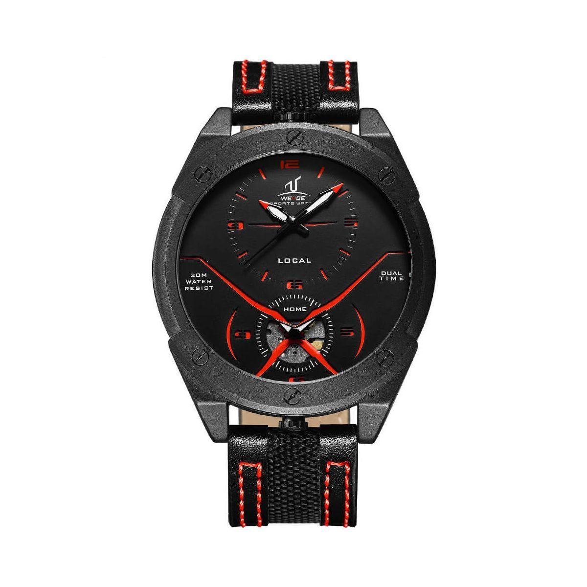 Часы Weide Red UV1703-2C (UV1703-2C)