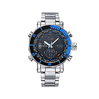 Часы Weide Blue WH5203-6C SS (WH5203-6C), фото 1