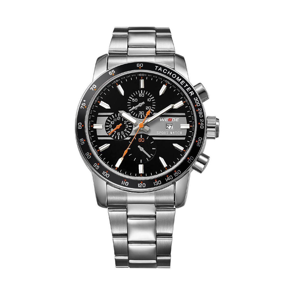 Часы Weide Orange WH3313-1C SS (WH3313-1C)