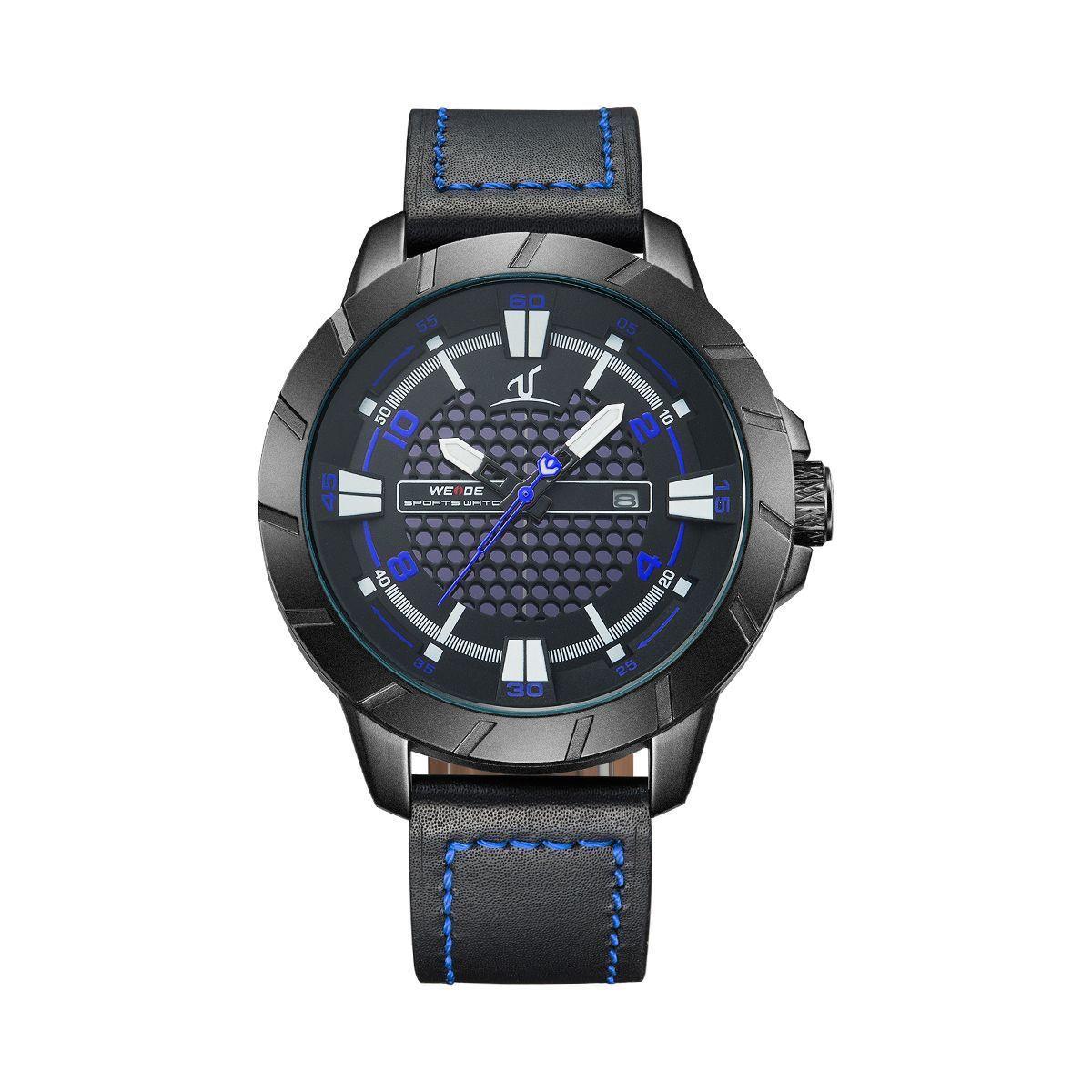 Часы Weide Blue UV1608B-4C (UV1608B-4C)