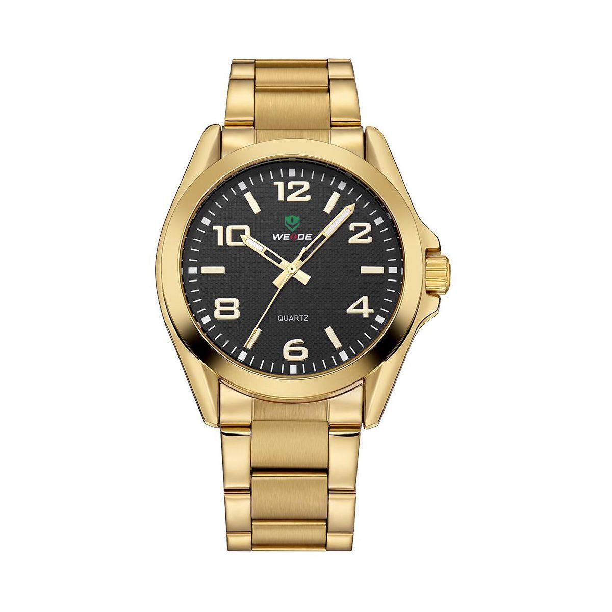 Часы Weide Black WH801G-1C SS (WH801G-1C)
