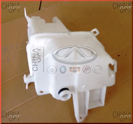 Бачок омывателя стекла, без моторов, Geely EX7[1.8,X7], 1017027641, Original parts
