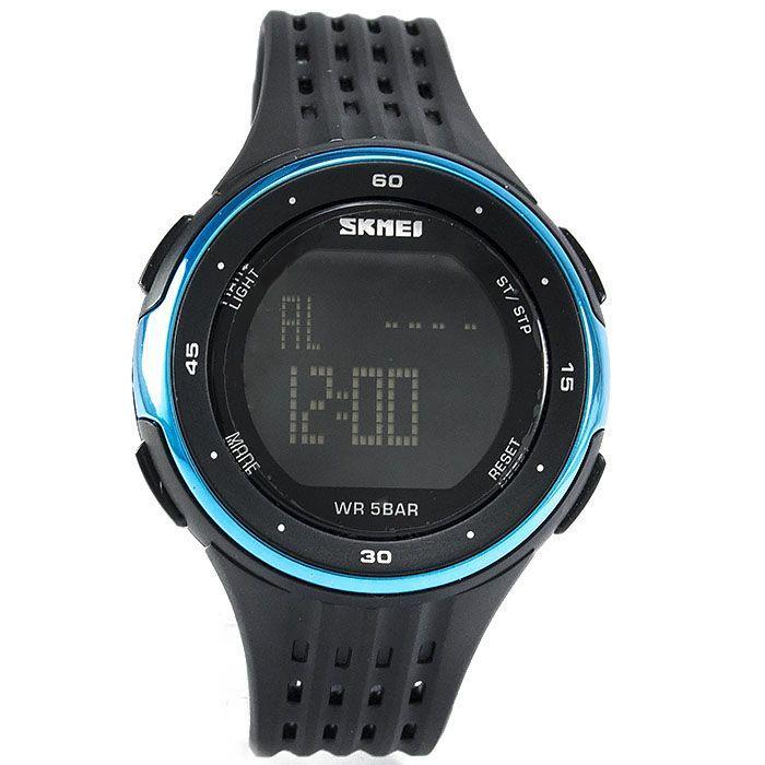 Часы Skmei DG1219 Blue BOX (DG1219BOXBL)