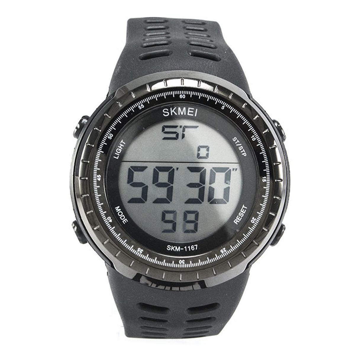 Часы Skmei 1167 Black BOX (1167BOXBK)