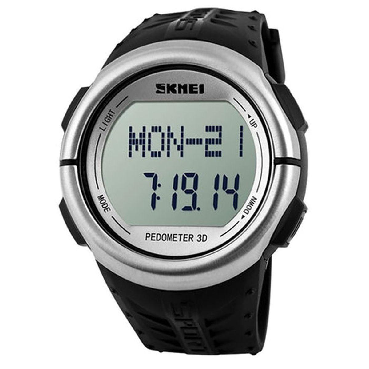 Часы Skmei 1058 Black BOX (1058BOXBK)