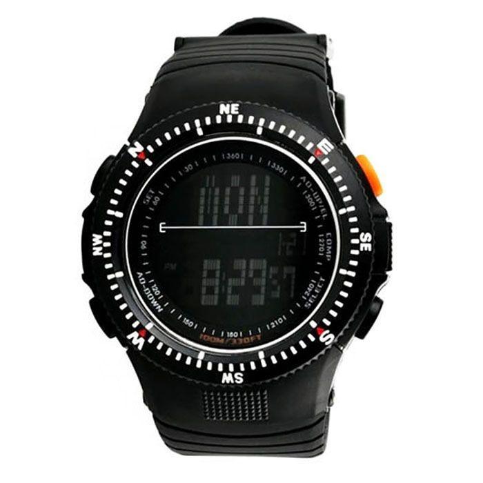 Часы Skmei 0989 Black BOX (0989BOXBK)