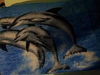 Махровая простынь (микрофибра) 180*200