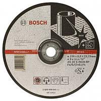 Обдирочный круг по нержавеющей стали 180x22.23x6 Bosch