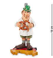 Фигурка The Comical World of Warren Stratford Шеф-повар Германия 19 см (903415), фото 1