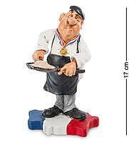 Фигурка The Comical World of Warren Stratford Шеф-повар Франция 17 см (903410), фото 1