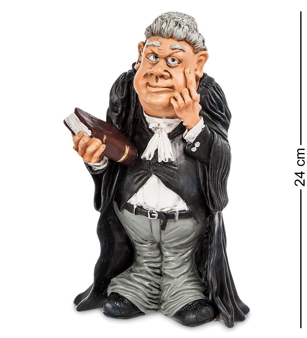 Статуэтка The Comical World of Warren Stratford Судья 24 см (902403)