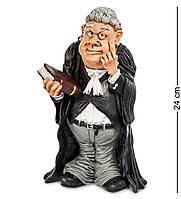 Статуэтка The Comical World of Warren Stratford Судья 24 см (902403), фото 1