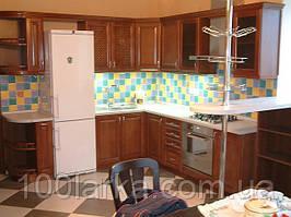 Кухні з натурального дерева замовити кухню в Києві