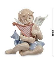 Фигурка Pavone Ангелочек-музыкант 10 см (104957), фото 1