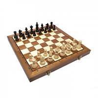 Шахматы Madon Олимпийские малые интарсия 35х35 см (c-122af), фото 1